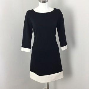 Dress barn classic black dress
